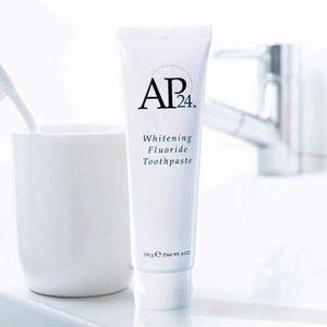 Nuskin AP 24 whitening flouride toothpaste
